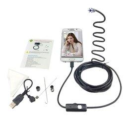 Kamera endoskopowa XREC, 3,5 m, 5,5 mm