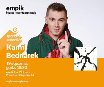 Kamil Bednarek   Empik Plac Wolności