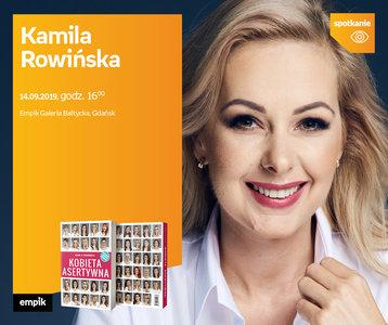 Kamila Rowińska | Empik Galeria Bałtycka