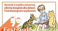 Festiwal Książki Dziecięcej Przecinek i Kropka - Poznań