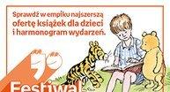 Festiwal Książki Dziecięcej Przecinek i Kropka - Kraków