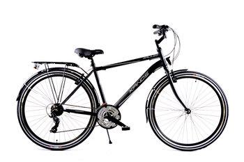 """Kands, Rower trekkingowy, 28"""", Galileo Męski, czarny-Kands"""
