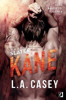 Kane. Bracia Slater. Tom 3-Casey L.A.