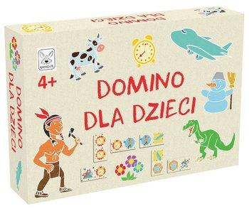 Kangur, gra Domino Dla Dzieci-Kangur