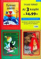 Kanon Literatury Dziecięcej Lektury dla Najmłodszych Pakiet