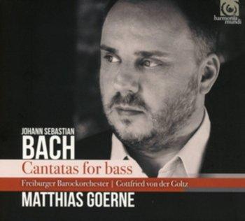 Kantaten Für Bass BWV 56 & 82/+