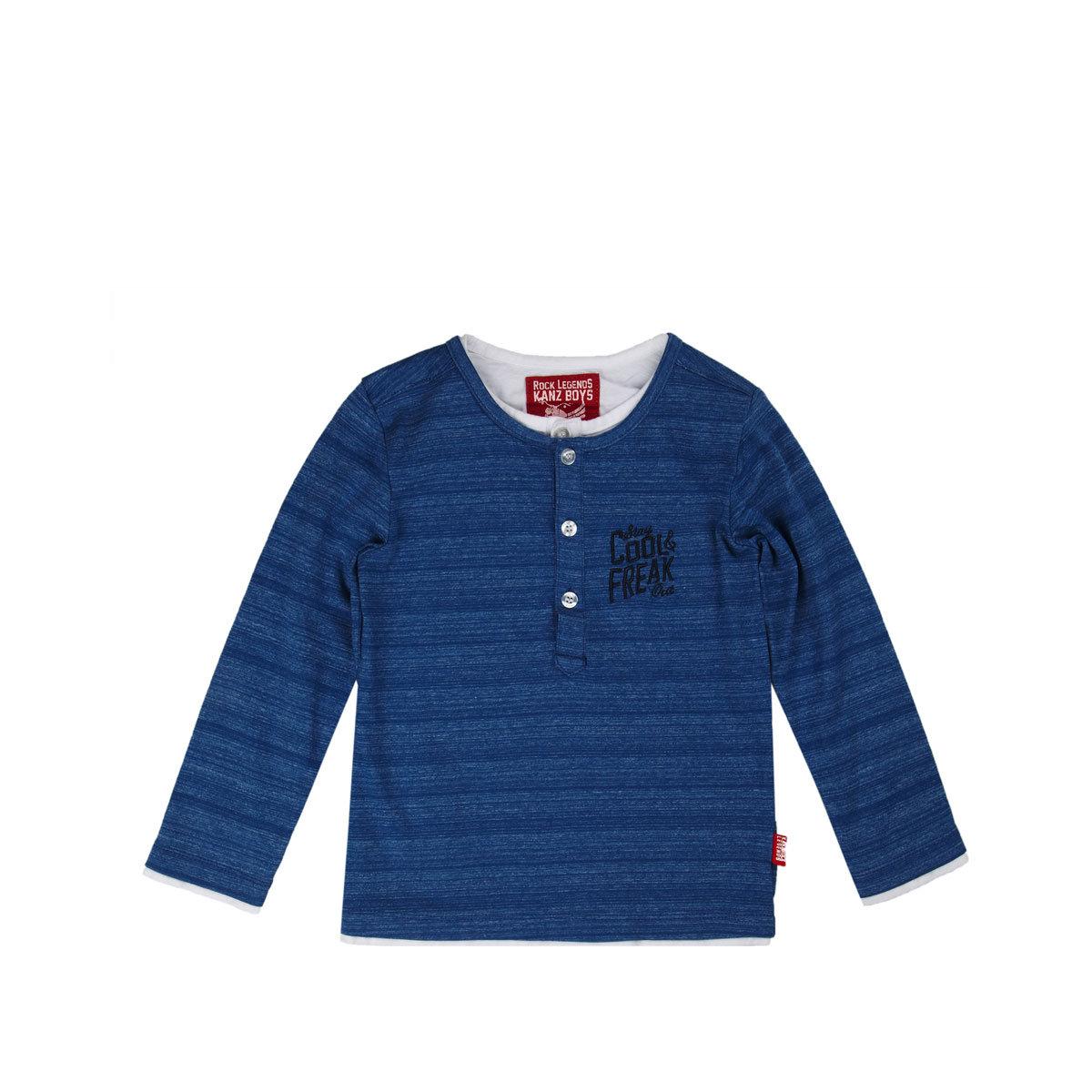 Kanz, Koszula chłopięca z długim rękawem, rozmiar 98 Kanz