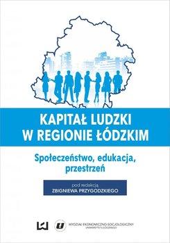 Kapitał ludzki w regionie łódzkim. Społeczeństwo, edukacja, przestrzeń                      (ebook)
