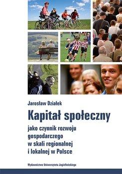 Kapitał społeczny jako czynnik rozwoju gospodarczego w skali regionalnej i lokalnej w Polsce                      (ebook)