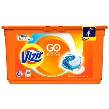 Kapsułki do prania do bieli i kolorów VIZIR Sensitive -P&G