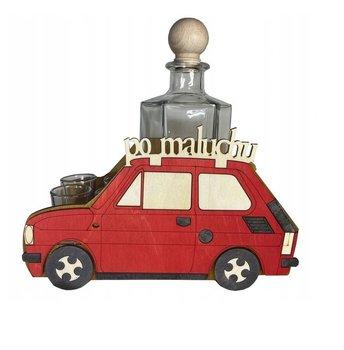 Karafka samochód Po Maluchu 0,5 l z 6 kieliszkami-Anapol