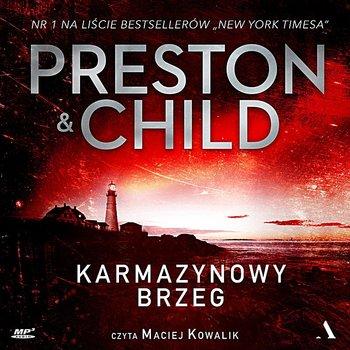 Karmazynowy brzeg-Child Lincold, Preston Douglas