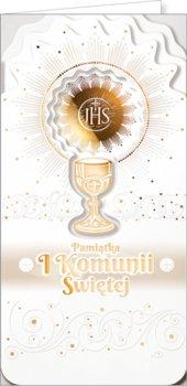 Karnet komunijny, DK 05-AB Card