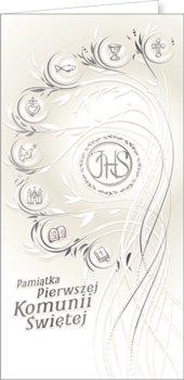 Karnet komunijny, DL 06-AB Card