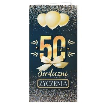 Karnet okolicznościowy, 50 urodziny, EZ 153-ENZO