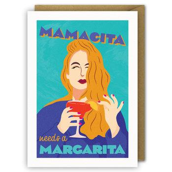 Karnet okolicznościowy, B6, Dzień Mamy, Mamacita needs a margarita