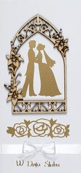 Karnet okolicznościowy na ślub, DR 11-Maja