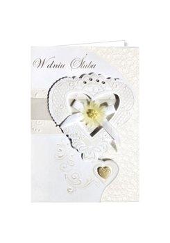 Karnet okolicznościowy na ślub, M8 099-Maja