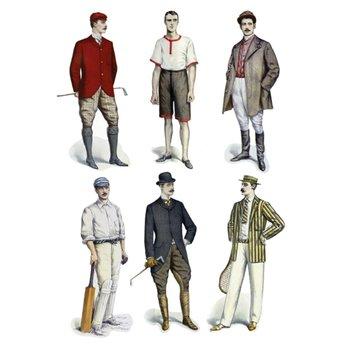 Karnet okolicznościowy, Sporting Gentlemen