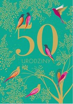Karnet urodzinowy, 50-Urodziny