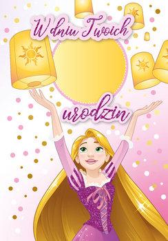 Karnet urodzinowy, Roszpunka