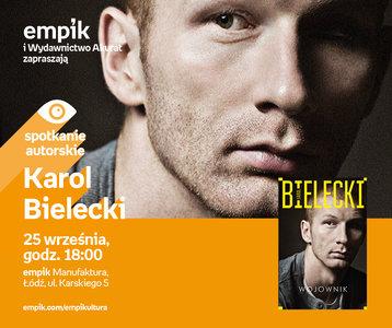 Karol Bielecki | Empik Manufaktura