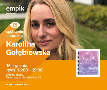 Karolina Gołębiewska | Empik Arkadia