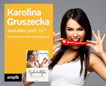 Odwołane: Karolina Gruszecka   Empik Zielone Arkady