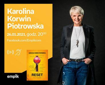 Karolina Korwin Piotrowska – Premiera online