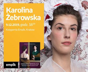 Karolina Żebrowska | Księgarnia Empik