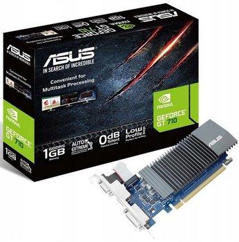 Karta graficzna ASUS GeForce GT 710, 1 GB GDDR5, PCI-E 2.0-Asus