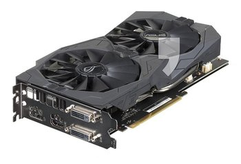 Karta Graficzna Asus Geforce Gtx 1050 Ti Strix Oc 4 Gb Gddr5 Pci E