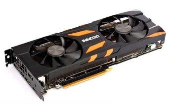 Karta graficzna INNO3D GeForce RTX 2070 X2 OC, 8 GB DDR6, PCI-E 3.0 x16-Inno3D