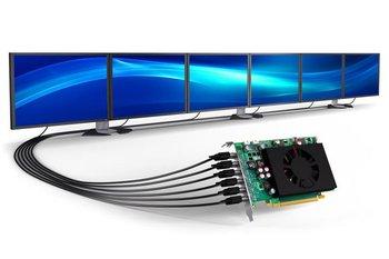 Karta graficzna MATROX C680, 4 GB GDDR5, PCI-E x16-Matrox