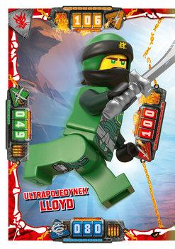 Karta LEGO NINJAGO TCG seria 4 - 4 Ultrapojedynek Lloyd