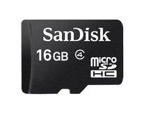 Karta pamięci SanDisk SD Micro SDHC 16GB