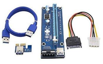 Karta Riser RC - PCI-E GEMBIRD-Gembird