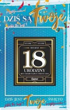 Kartka na 18 tkę dla kolegi, 2K 07-yeku
