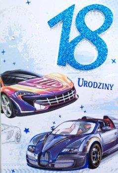 Kartka na 18 urodziny dla chłopaka PUP29-Panorama