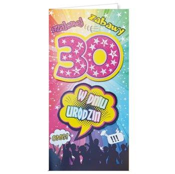 Kartka na 30-te urodziny EZ 159-ENZO