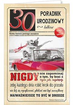 Kartka na 30 urodziny U54-AB Card