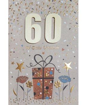 Kartka na 60-te urodziny, M 593-Maja