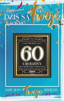 Kartka na 60 urodziny 2K 11-yeku