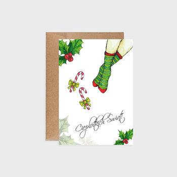 Kartka na Boże Narodzenie, Skarpetki