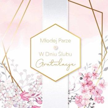 Kartka na ślub Lux 22-Armin Style