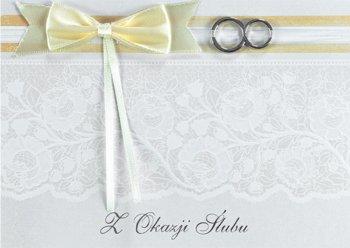Kartka na ślub z obrączkami PKS 56-Panorama