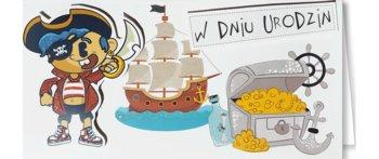 Kartka na urodziny dla Pirata EZ 88-ENZO