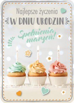 Kartka na urodziny słodka GM663-Armin Style