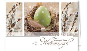 Kartka na Wielkanoc z życzeniami GDW-T 30-Czachorowski