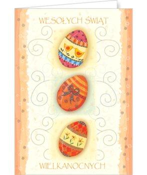 Kartka na Wielkanoc z życzeniami PTW-T 5-Czachorowski